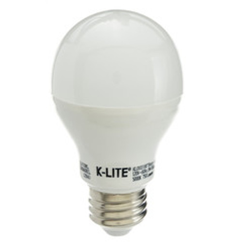 7 Watt (40W Equivalent) Daylight (5000K) A19 LED Light Bulb