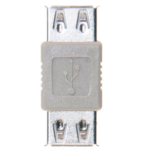 USB Coupler / Gender Changer, Type A Female to Type A Female