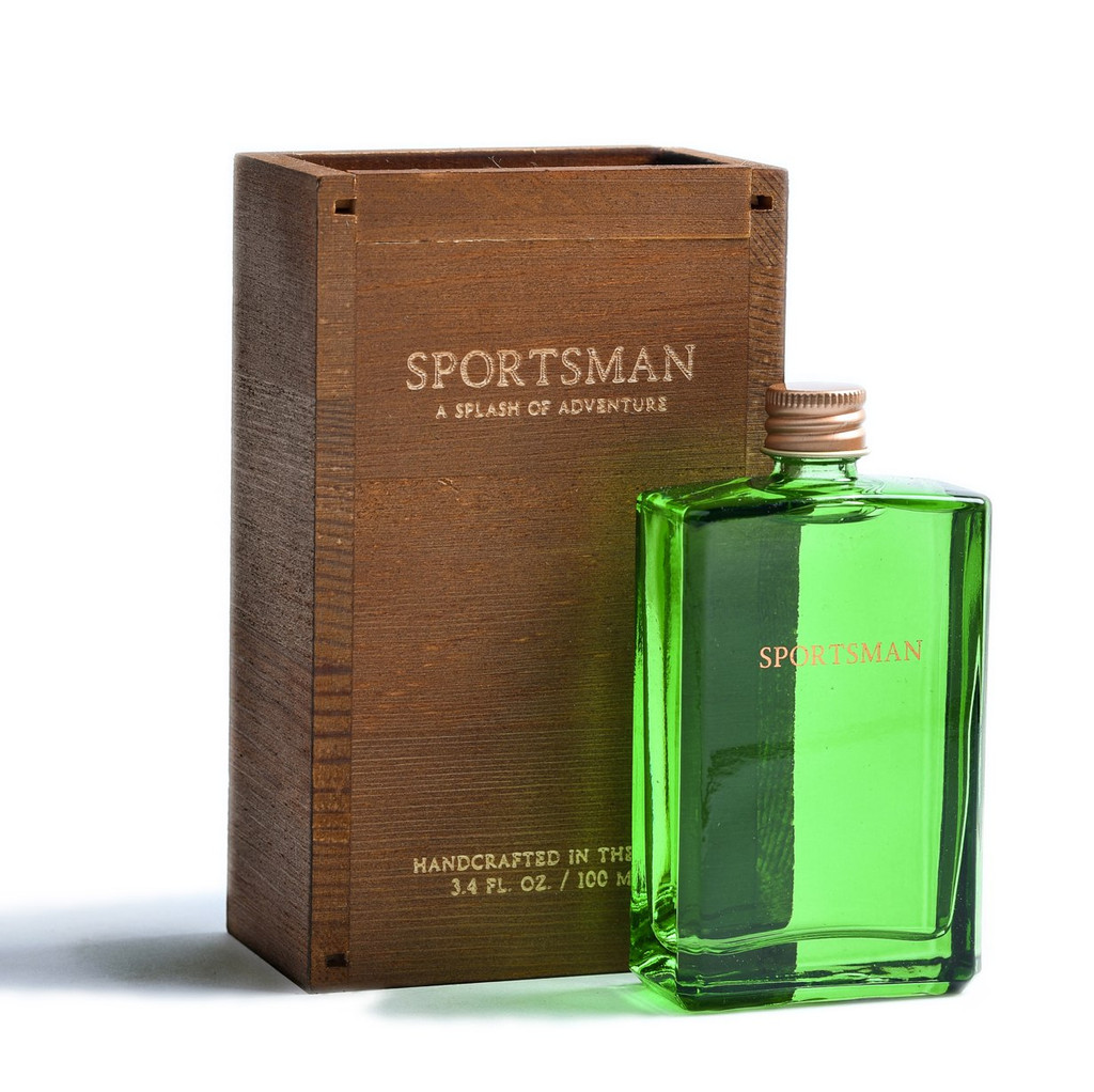 Sportsman, a splash of adventure