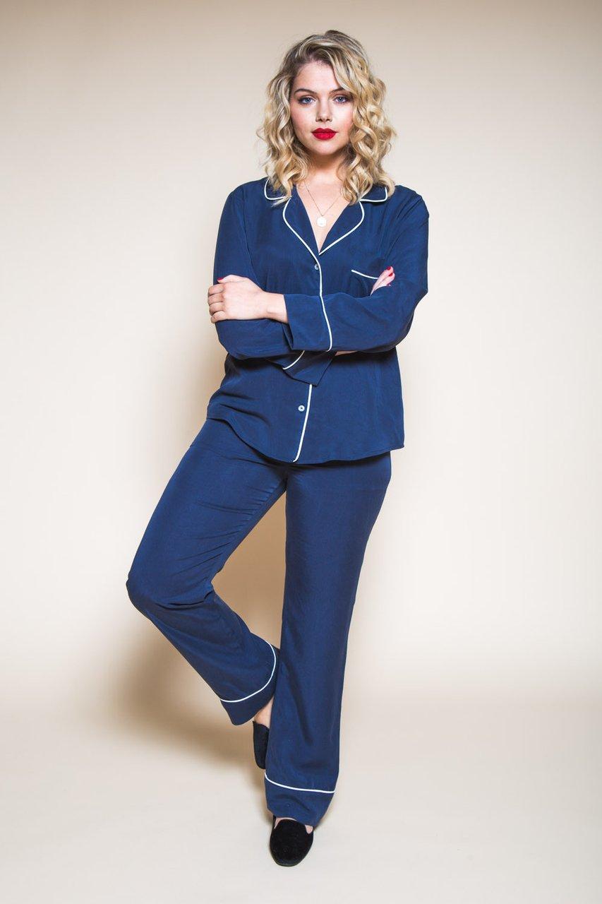 ff9f41e38b Closet Case Patterns Carolyn Pajamas Fabric Godmother