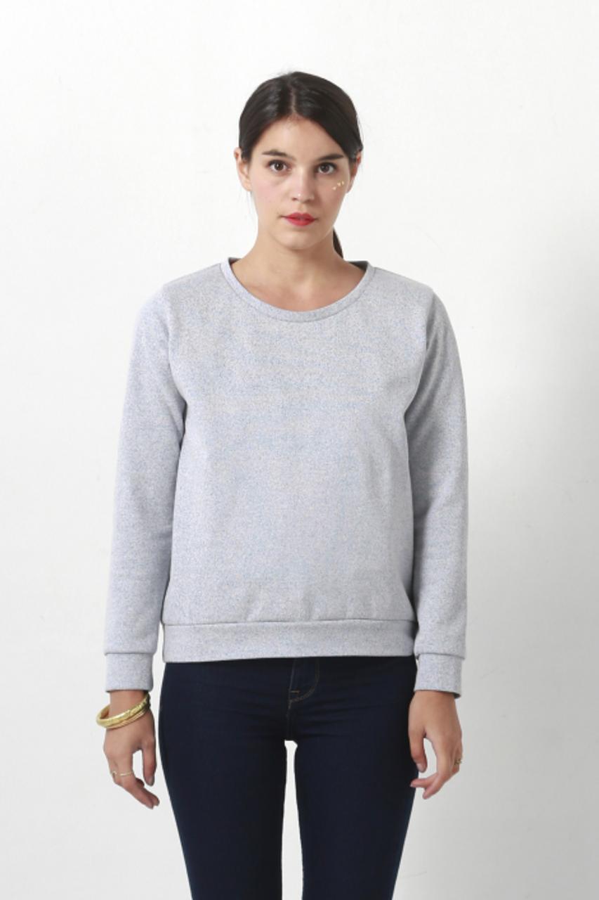 I Am Patterns Apollon Dress & Sweatshirt sewing pattern