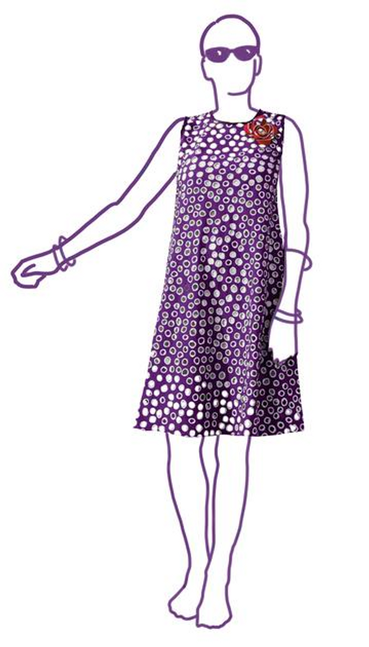 Alice + Co Komodo Triangle Dress PDF (Beginner)