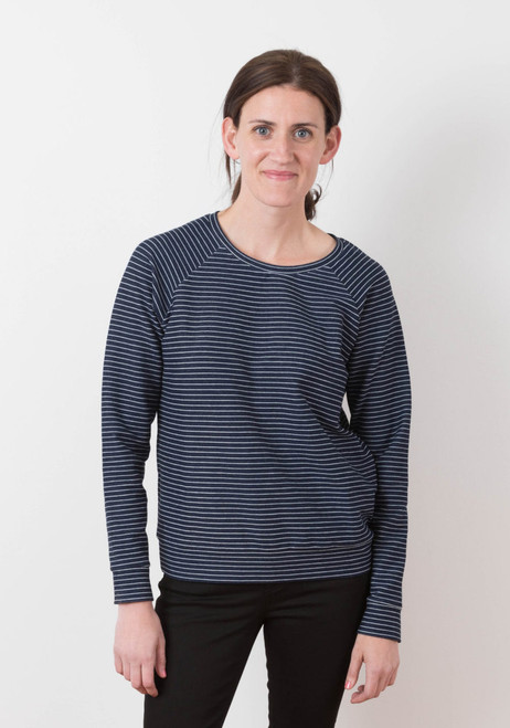 08f30279729cf Grainline Studio Linden Sweatshirt Fabric Godmother