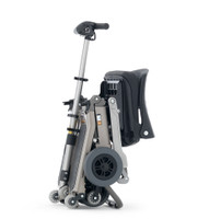 Luggie Super HD Folding Travel Scooter-Call for Big Savings