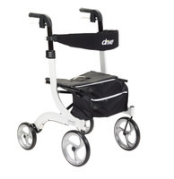 New Drive Nitro Euro Style 4 Wheel Rollator~Style and Performance