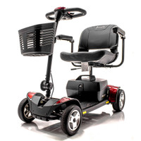 2019-Go-Go Elite Traveller® Plus 4-Wheel Scooter-Weight Capacity up to 300 lbs