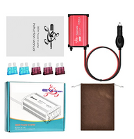 EVRider Car Charger Adapter Kit