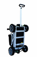 New EVrider Gyspy Easy Travel Scooter! Only 37 lbs-Fits on Overhead on Aircraft! Take $100 Off!