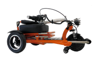 New 2021 Triaxe Sport Folding Scooter-Up to 350 Weight Capacity-Huge Promo