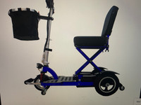 """New 2021 Triaxe Cruze with Electromagnetic Brakes! Up to 350 lb Weight Capacity.  FREE 18"""" SEAT +Bonus"""