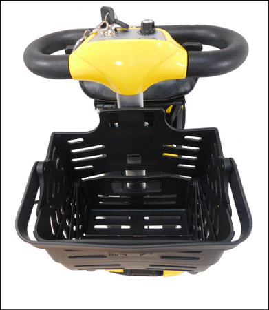 New! Solax  Folding Basket for Transformer/Mobie Plus Scooters-BACK IN STOCK!