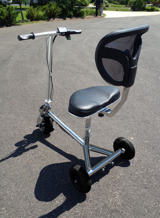 SMART SCOOT-The #1 Choice for Lightweight  Portable Travel Scooter on the market! Only 39 lbs! HUGE Holiday Bonus!