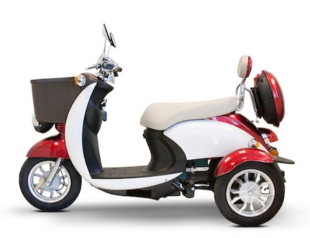 EW-11 Sport Two Passenger Crossover Scooter by E~Wheels-Back Order through 9-7 -2020