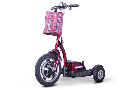 EW-18 Sit/Stand n Ride Scooter by Ewheels