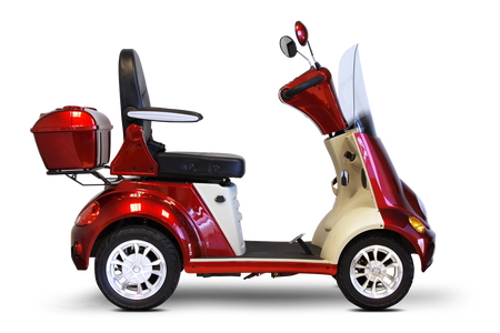 EW-52 4-Wheel All Terain Scooter-Ultra Swag Recreational Scooter