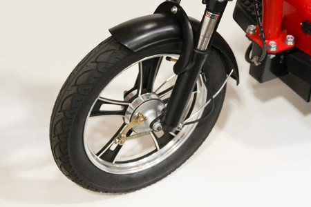 EW32-New Fully Adjustable Recreational Scooter with Swivel Seat