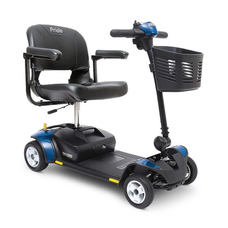 2018-Go-Go Elite Traveller® 4-Wheel Scooter-Newly Updated!