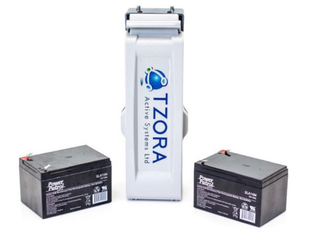 TZORA STANDARD SPARE OF REPLACEMENT BATTERY PACK 12A/H ASS FOR TZORA CLASSIC AND ELITE SCOOTERS-BACK IN STOCK!