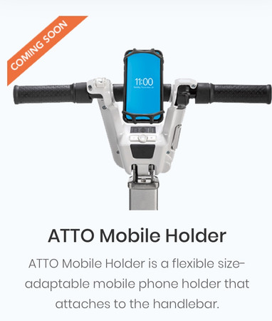 ATTO CELL PHONE HOLDER-NEW!