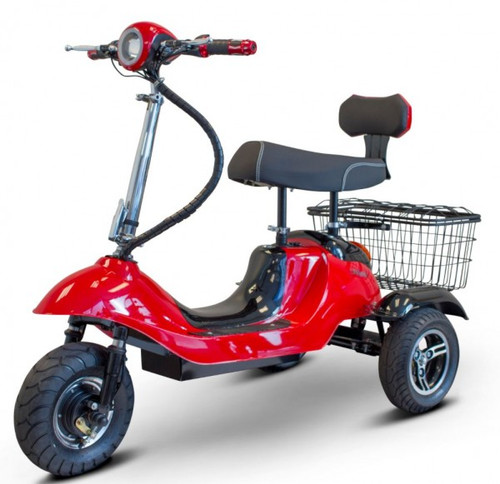 E Wheels EW 19 Sporty Foldable Electric Mobility Scooter-New!