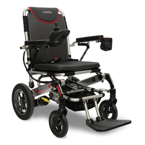 JAZZY PASSPORT TRAVEL Fold and GoPortable Power Chair