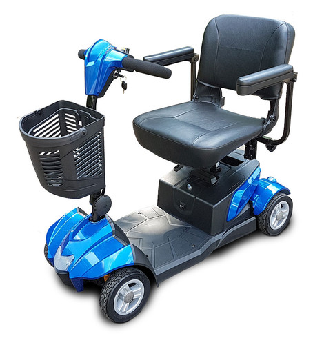 New! 2020 EV Rider CityCruzer Swivel Seat with 20AH Battery!