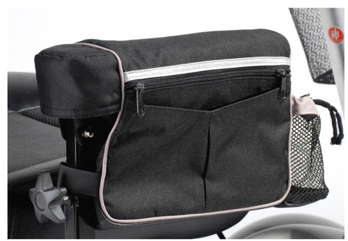New Drive Medical DELUXE Armrest Saddle Bag