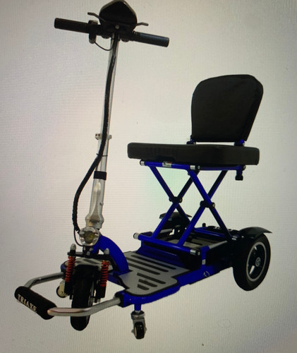 """New! 2020 Triaxe Cruise-Up to 350 lb Weight Capacity.  FREE 18"""" SEAT!"""