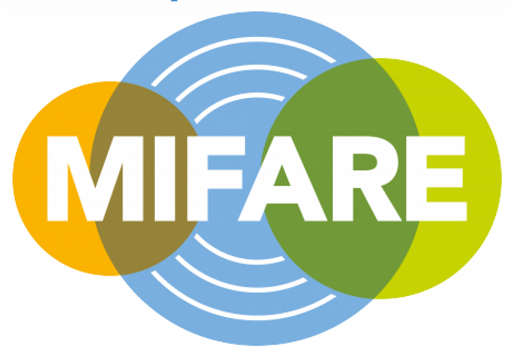 MIFARE Classic ISO 1K Card  (100 Cards)