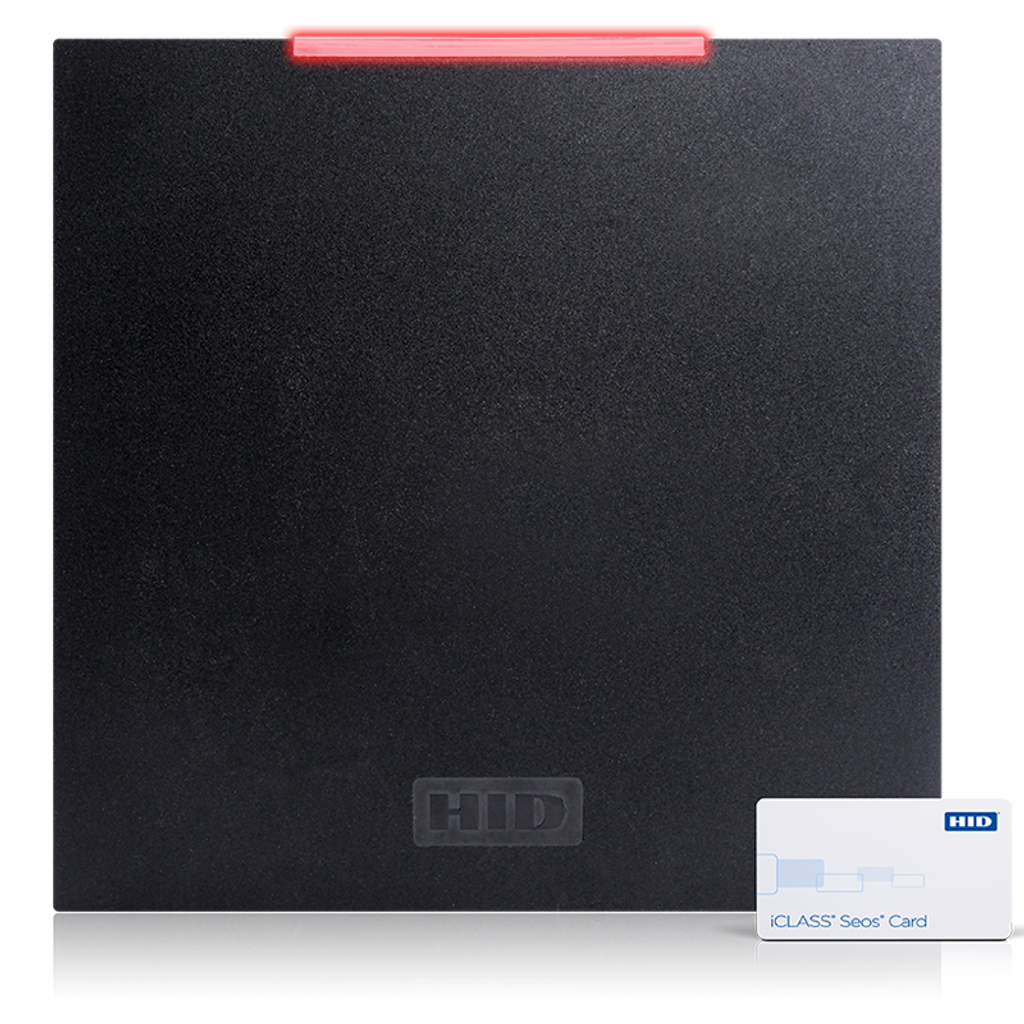 HID iCLASS SE R90 Long Range Reader, 940NTNTEK0000