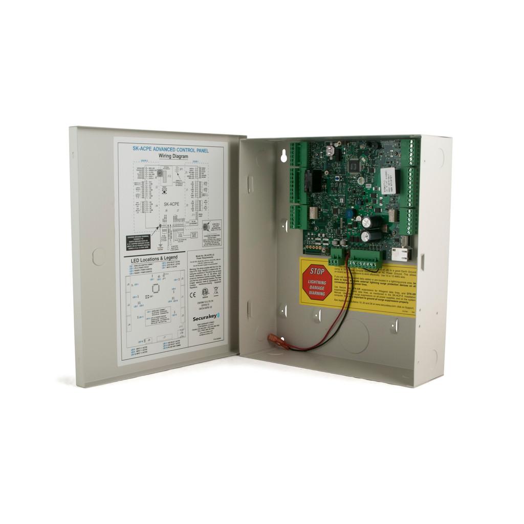 Secura Key 2-Door Access Control Panel, SK-ACPE-LE on
