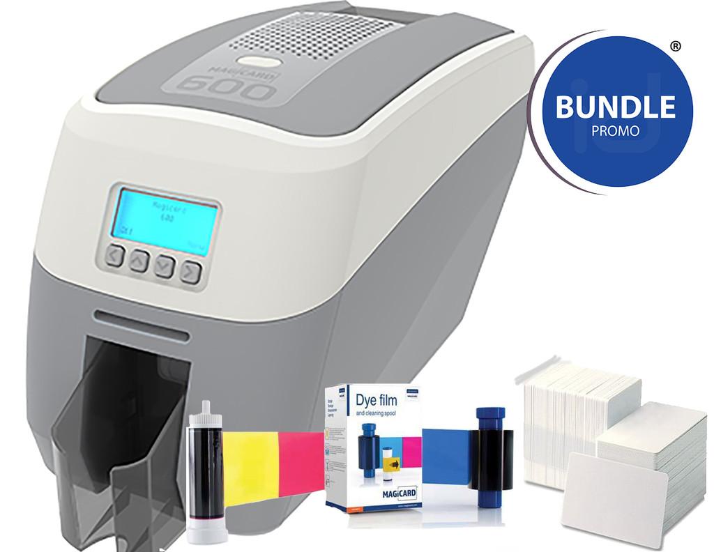 Magicard 600 Printer Bundle, 3652-5001/2-01