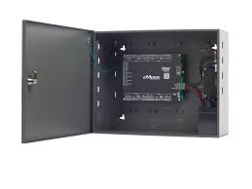 Linear eMerge 4-Door Essential Plus Access Control System, ES-4M  (NO READERS)