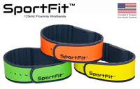 RapidPROX® SportFit™ (100 Wristbands) for HID® 125kHz Proximity Technology, Adjustable,  Contactless & Touch-Free