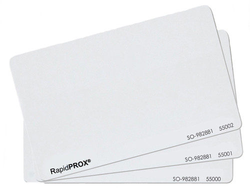 RapidPROX®  ISOXT Proximity Card Compare to HID's 1386LGGMN Made in the USA!