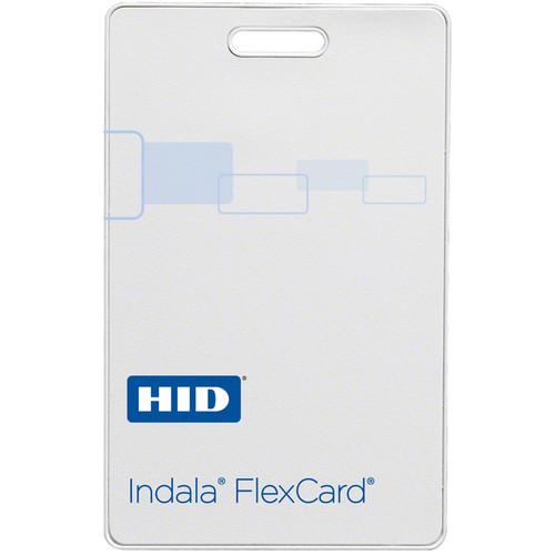 Indala Clamshell Card Indala FlexCard FPCRD