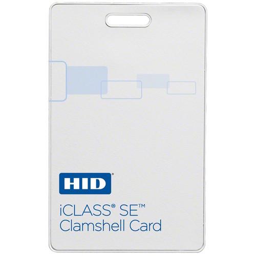 iCLASS® SE Clamshell Card 3350PMSMV