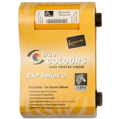 zebra zxp series ribbon, 800033-348