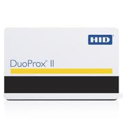HID® DuoProx II Card, Format H10304