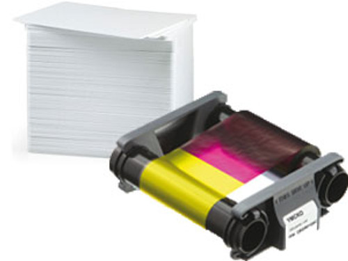 Evolis Badgy Consumable Pack, CBGP0001C