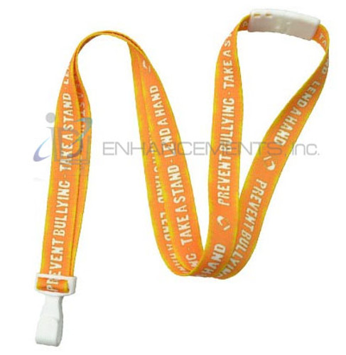 2138-5240 Anti-Bullying Lanyards