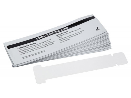 T-Shaped Cleaning Cards for Evolis