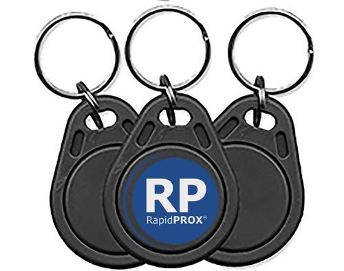 RapidPROX  PROXPak,  25 SlimLine Proximity Key Fobs