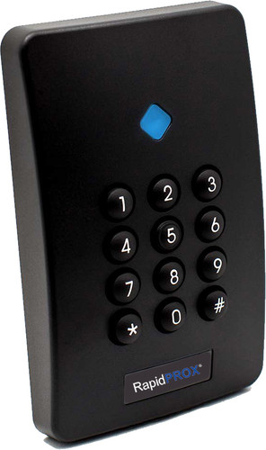 IDE Single-Gang Keypad Reader with Mobile / Bluetooth Capability R11325