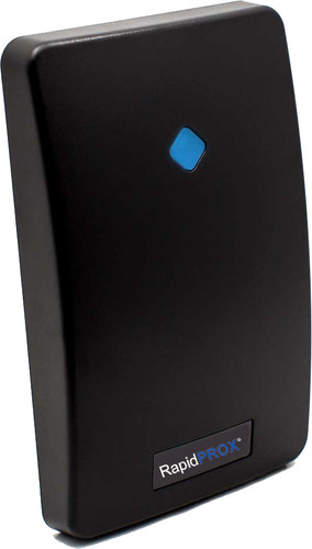 Single-Gang Reader for Multiple Technologies  Mobile / Bluetooth Capability  R11320