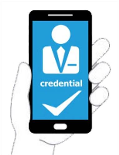 Mobile Credential Bluetooth Credential