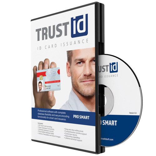 TRUSTid Software - PRO SMART Master Edition, TT4060N