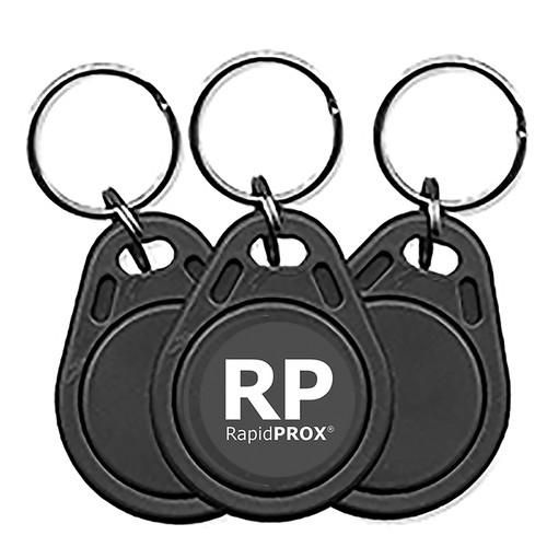 RapidPROX® Key Fob for Keyscan 36Bit, Format C15001 (100 Fobs)