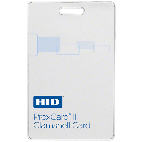 HID 1326LSSMV ProxCard II Clamshell Proximity Card