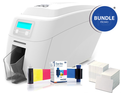 Magicard 300 Single-Sided Printer Bundle.